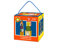 33414 Miffy stacking cubes packaging